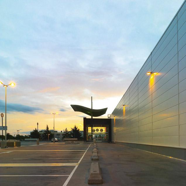 Extérieurs - Architecture - Sylvain Madelon Photographe